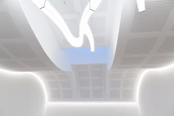 Leuchtendes Design verbindet Trockenbau Fertiges Bild 2.0_01
