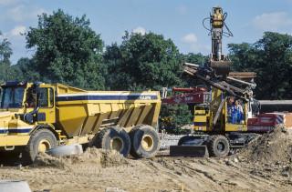 Dank neuer Sensoren bald Realität: Präzise Echtzeiterfassung von NOx-Emissionen u. a. bei schweren Baumaschinen