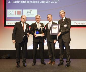 Nachhaltigkeitspreis Logistik 2017