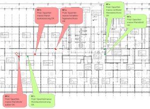 Asbestrisiko: Probennahmeplan