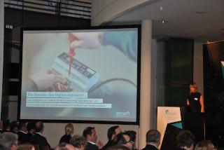 jak2016: DENEFF Jahresauftaktkonferenz NEXT GENERATION: Echtzeit-Monitoring-Lösung zur Optimierung von Stromverbräuchen in Gewerbeimmobilien (Bild: IWP)