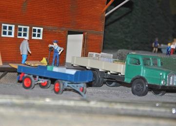 Transportrampe nachgestellt (Bild: IWP)