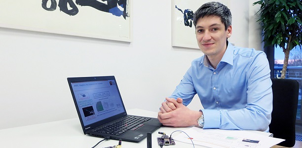 Die Lösung von HPI-Wissenschaftler Konrad-Felix Krentz kontrolliert, welche Geräte einem IEEE 802.15.4-Funknetz beitreten dürfen und ermöglicht die Verschlüsselung des entsprechenden Funkverkehrs. (Quelle: HPI)