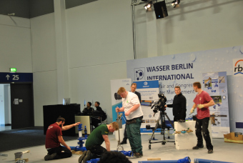 Wasser Berlin International 2017 (Bild: IWP)