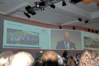 33. Deutsche Logistik-Kongress der Bundesvereinigung Logistik (BVL) e.V. : Vorsitzender des Vorstandes: Prof. Dr.-Ing. Raimund Klinkner