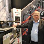 Reent Obernolte GmbH & Co. KG präsentiert neue Dachrandschalung auf der Bau München