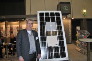 PEM Chef N.J. Johan Visser: PV Hybridsystem von PEM energy Nederland BV soll ab 2017 verfügbar sein.