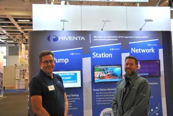 Wasser Berlin International 2017: Riventa Limited erstmals auf der Wasser Berlin International Energiemanagement erhöht Energieeffizienz bei Pumpen