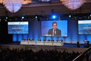 Impulsvortrag von Nicolas Sarkozy, Staatspräsident der Französischen Republik a.D.; Vorsitzender, Les Républicain.
