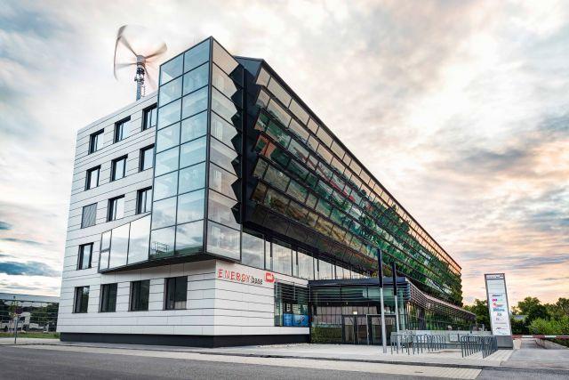 Giefinggasse ENERGYbase (© 2014, FH Technikum Wien)