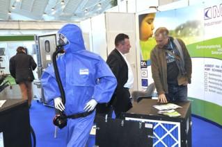 Maschinen für die Sanierung von Schadstoffen