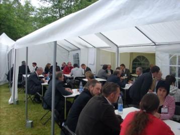 Immer gut nachgefragt: Beratungen rund um  das Zentrale Innovationsprogramm Mittelstand (ZIM)