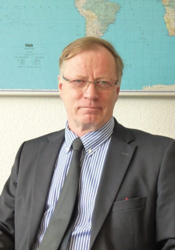 Seit elf Jahren stellvertretender Geschäftsführer Verkauf im Traditionsunternehmen: Jürgen Brockmann