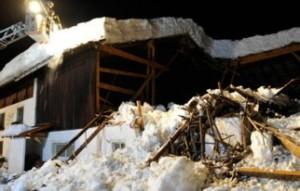 Mit Schnee kennen sich die Tiroler aus. / Bild: Tiroler Versicherung V.a.G.