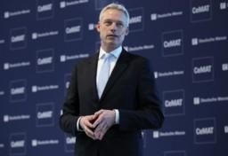 CeMAT Preview 2014, Dienstag, 18. März 2014, Dr. Andreas Gruchow, Mitglied des Vorstandes der Deutschen Messe AG, Hannover