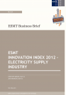 ESMT Innovationsindex  2012