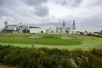 Das Novelis Recyclingwerk in Nachterstedt in Deutschland ist das weltweit größte Aluminium-Recyclingwerk mit einer jährlichen Produktionskapazität von 400.000 Tonnen. Bild:Copyright Novelis Inc. )